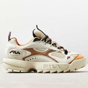 Fila UO Boveasorus X Disputer 2 Leather Sneakers